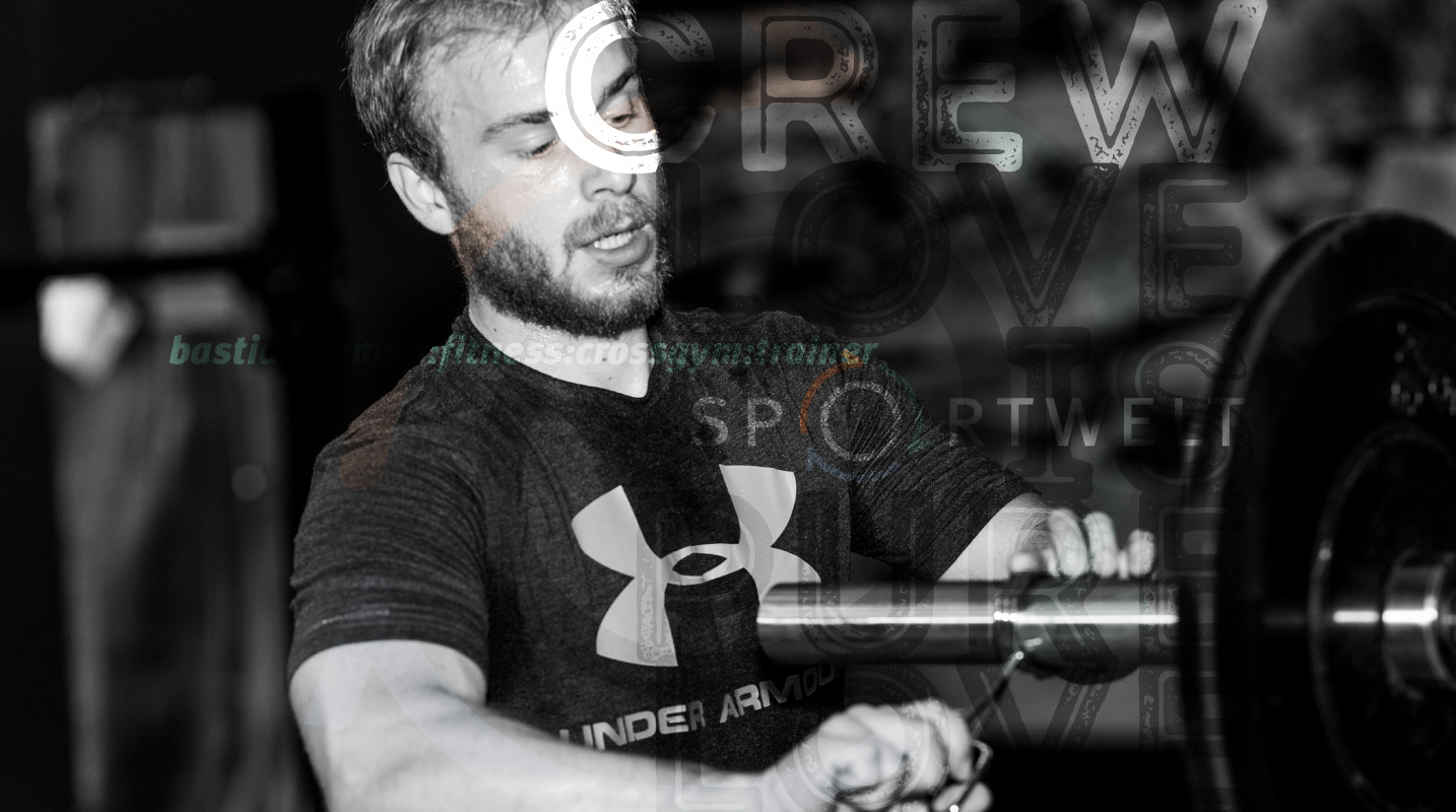 Fitness Trainer und Cross Gym Trainer Bastian Lumpp in der Sportwelt Pegnitz